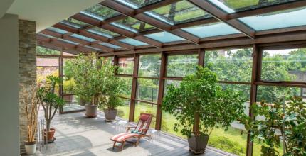Sistema Viss basic: una soluzione elegante ed efficiente per facciate a tutto vetro